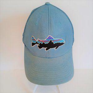 Patagonia Shark Fish Trucker Mesh Hat
